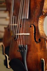 Wertvolle Geige