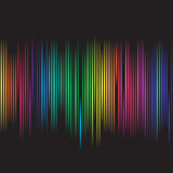 Colorful spectrum for background abstract use poster