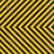 Construction Hazard Stripes