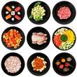 piatti gastronomici