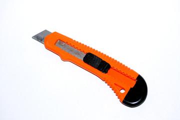 Orange knife