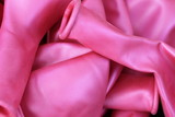 pink latex balloon background poster