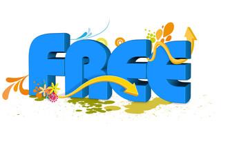 blue free