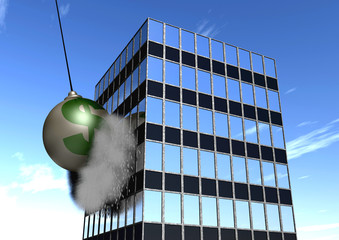 Financial Wrecking Ball