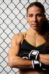 Tough MMA Woman