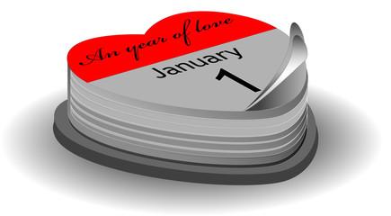 Un anno d'amore