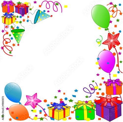 Quot Happy Birthday Background Quot Stock Image And Royalty Free