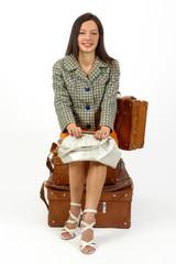 viaggio turismo vacanza attesa partenza asia