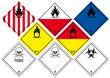 Gefahrenstoff Klasse 4–6