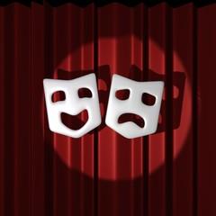 Teatr drama maski