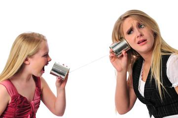 Miscommunication between generations
