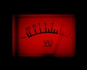 amplifier level