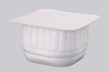 plastic container for yogurt poster