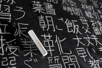 Studying Japanese