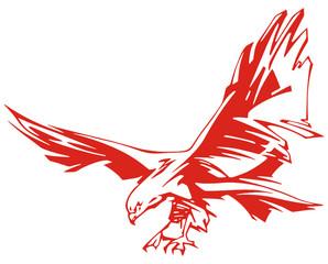 Flaming Eagle