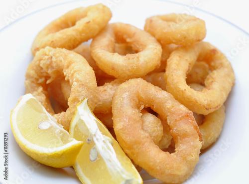 anelli di totano fritti