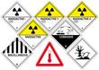 Gefahrenstoff Klasse 7–9