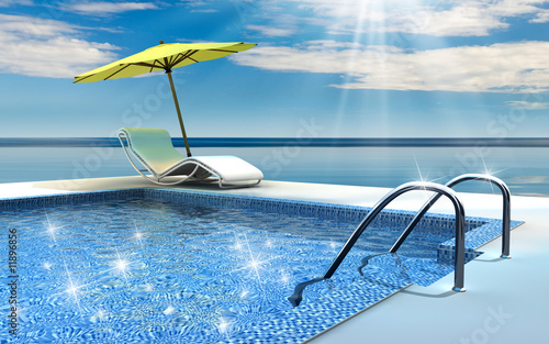 Swimming pool - 11896856