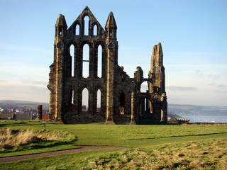 Whitby Abbey, Whitby, Yorkshire