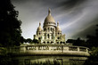 sacred heart - Paris France -
