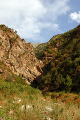 beautiful mountain locality