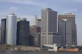 New York City daytime view poster