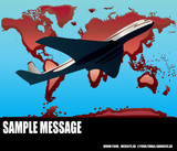 Global Aviation Environment Flyer poster