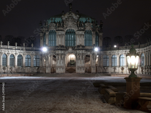 Palacio barroco de Zwinger, Dresde