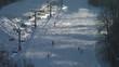 Avila snowboarding Time lapse