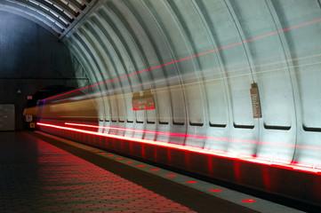 estacion metro