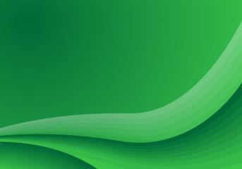 Hintergrund im retro style - grün/natur