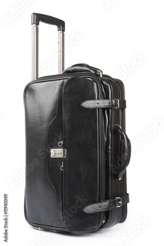 poster of Travel or business bag isolated over white