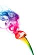 Colorful Rainbow Smoke
