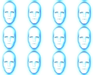 Lots of Faces 12