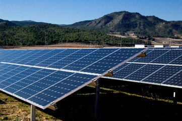 Solar power plant - Solar energy