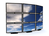 Fototapety tv wall