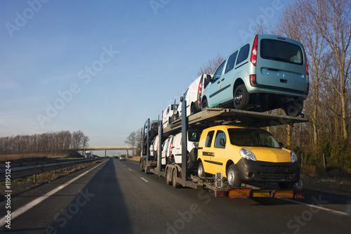 camion transport voiture camion transport de voitures 59 cm ville collection majorette jou club. Black Bedroom Furniture Sets. Home Design Ideas