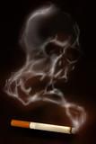 Smoke kills poster