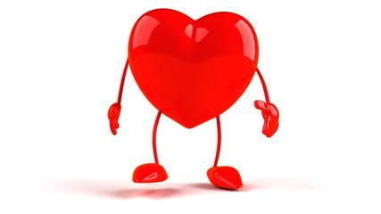 Coeur en marche