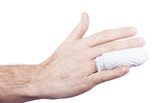 injured hand medical