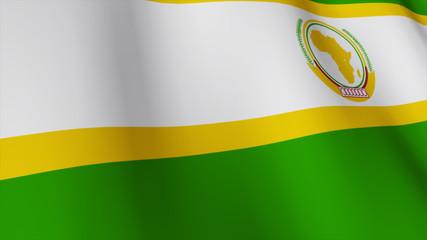 African Union Flag - AE