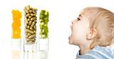 nutrition alimentation enfant bébé nourrir naturel vitamine frui poster
