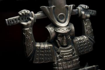 sculpture Samurai