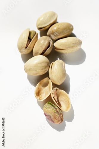 pistachios in their shells