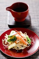 bami goreng with shrimps (indonesia)