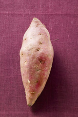 a sweet potato