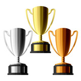 Fototapety Vector trophy
