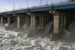 Volzhskaya dam