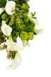 Mazzo di fiori laterale