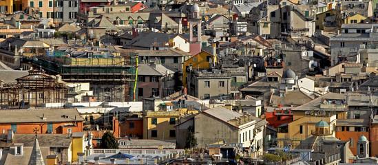 recupero stratificazione urbana